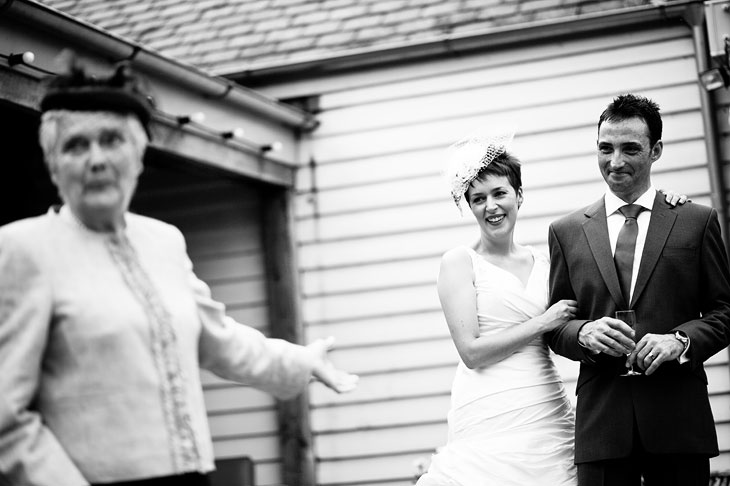 Claire and André - Wedding Photography at Cliff Barns, Kings Lynn, Norfolk