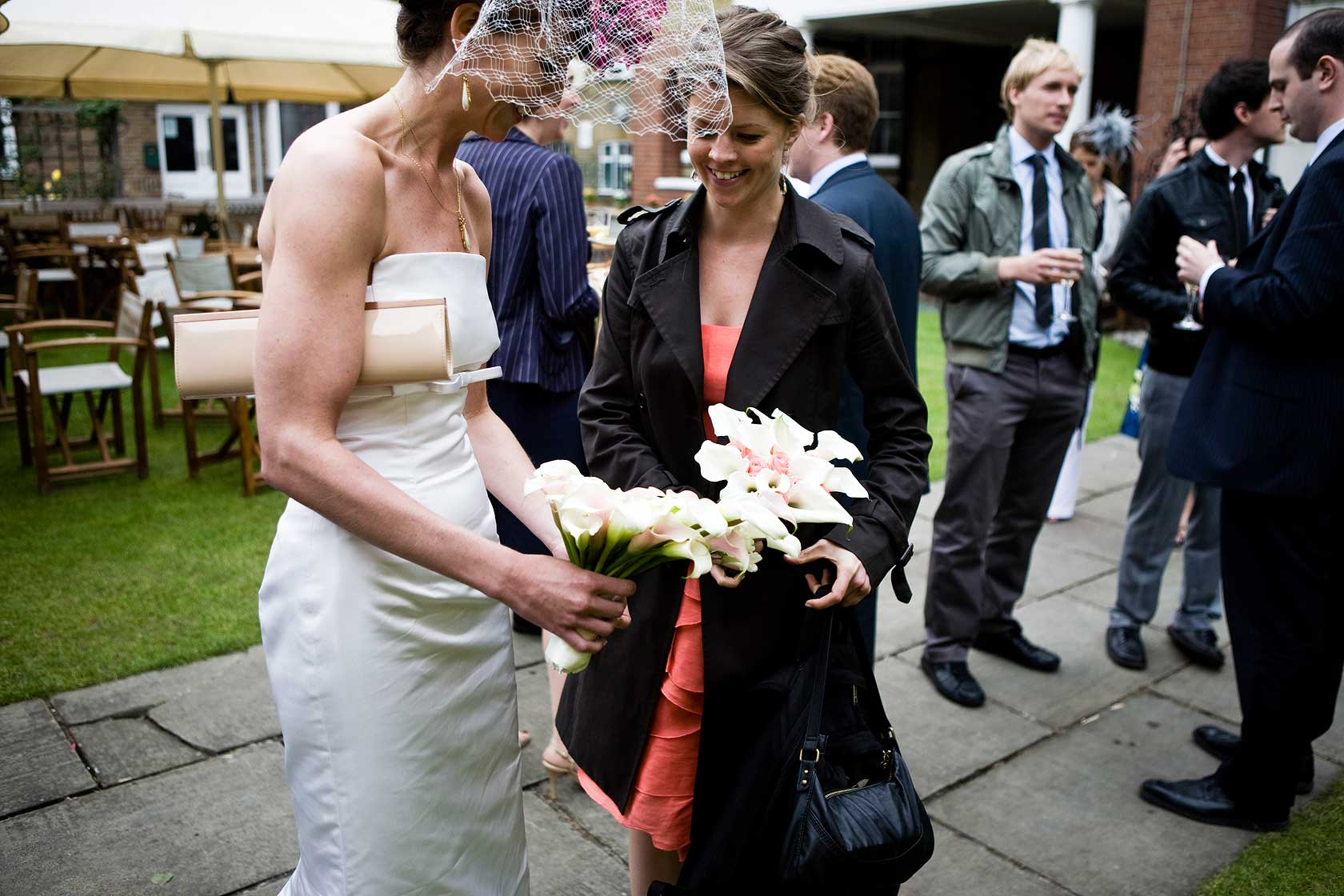 Reportage Wedding Photography at Lords Cricket Ground