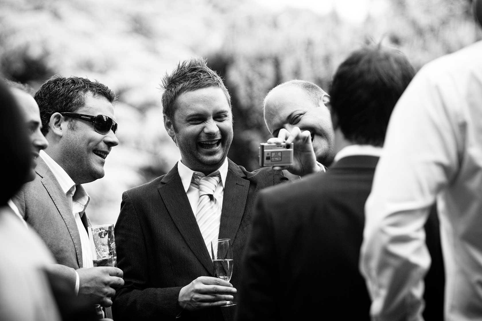 Wedding Photographer at Huntsham Court