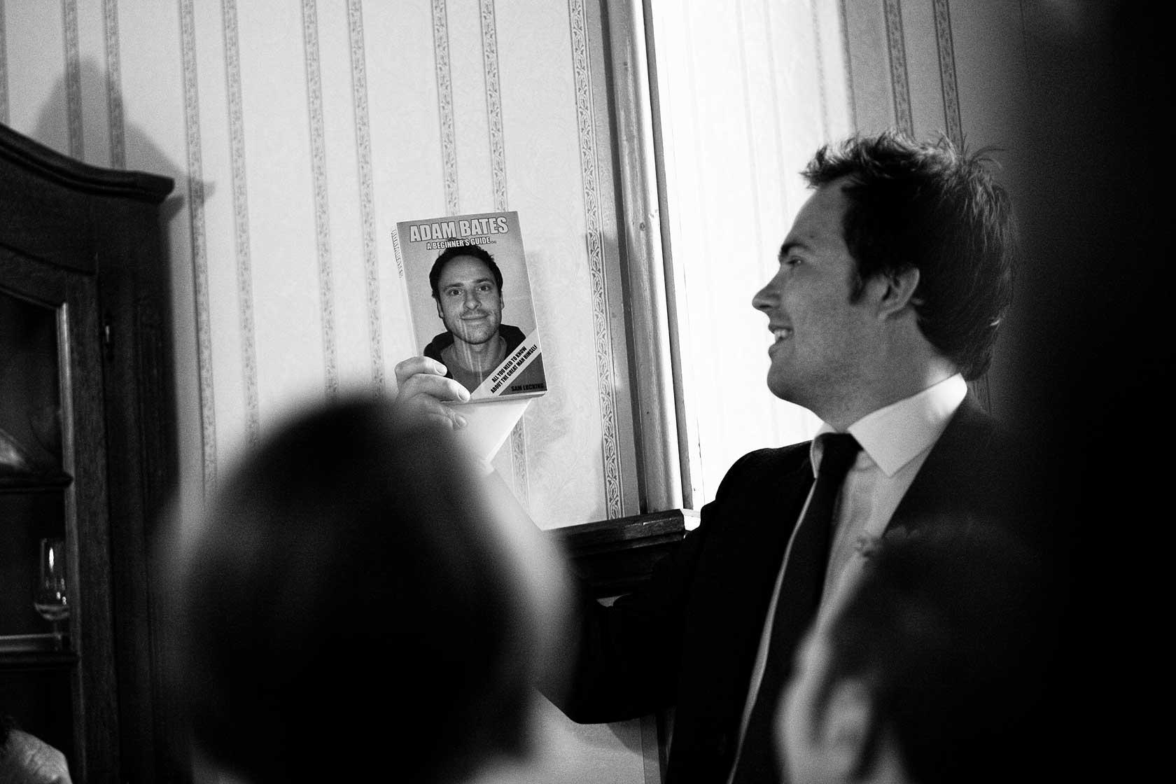 Reportage Wedding Photography at Huntsham Court