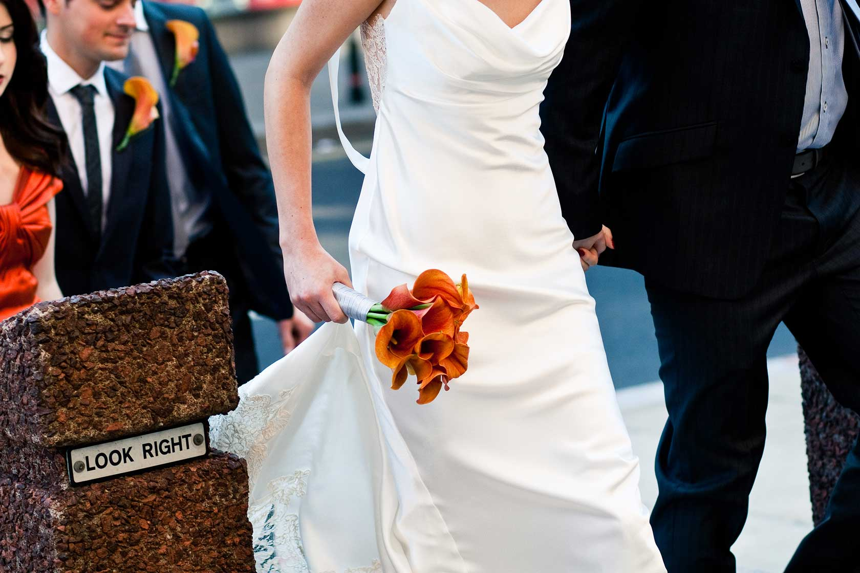 Wedding Photography at Andaz Hotel Liverpool Street