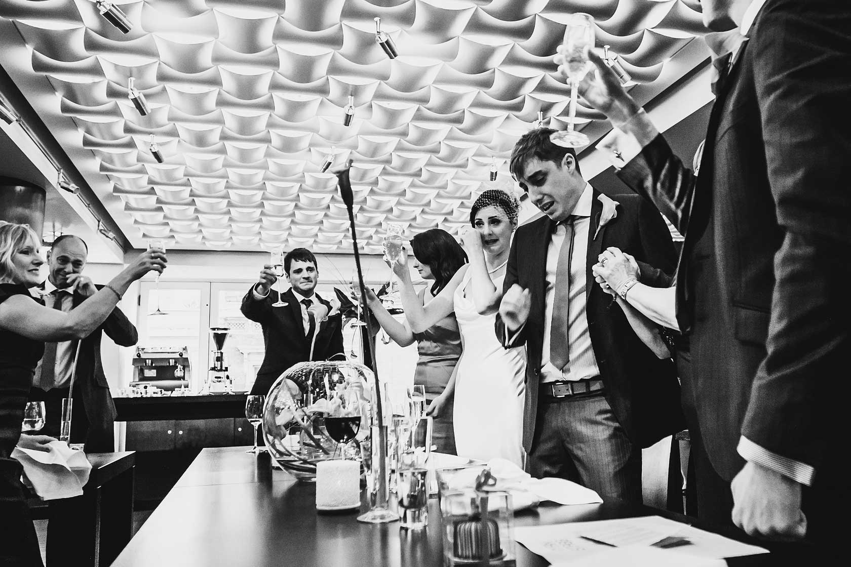 Andaz Hotel Wedding Photographer