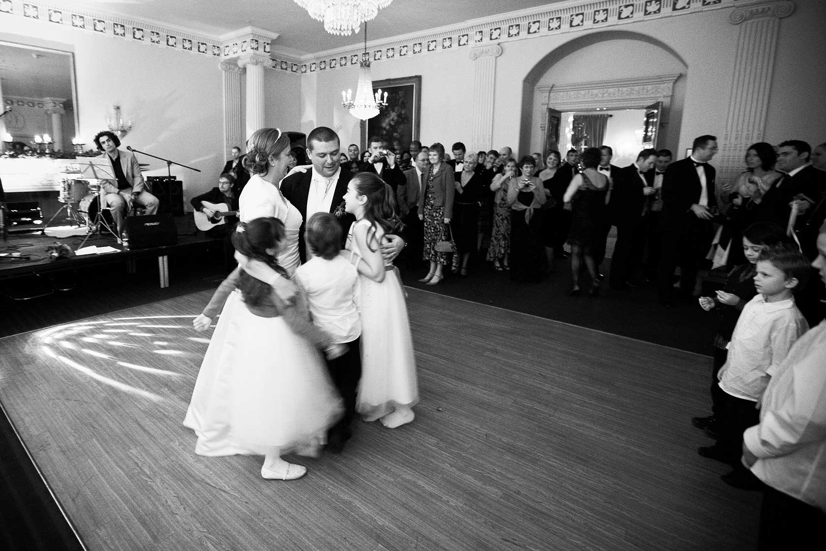Wedding Photography at Buxted Park