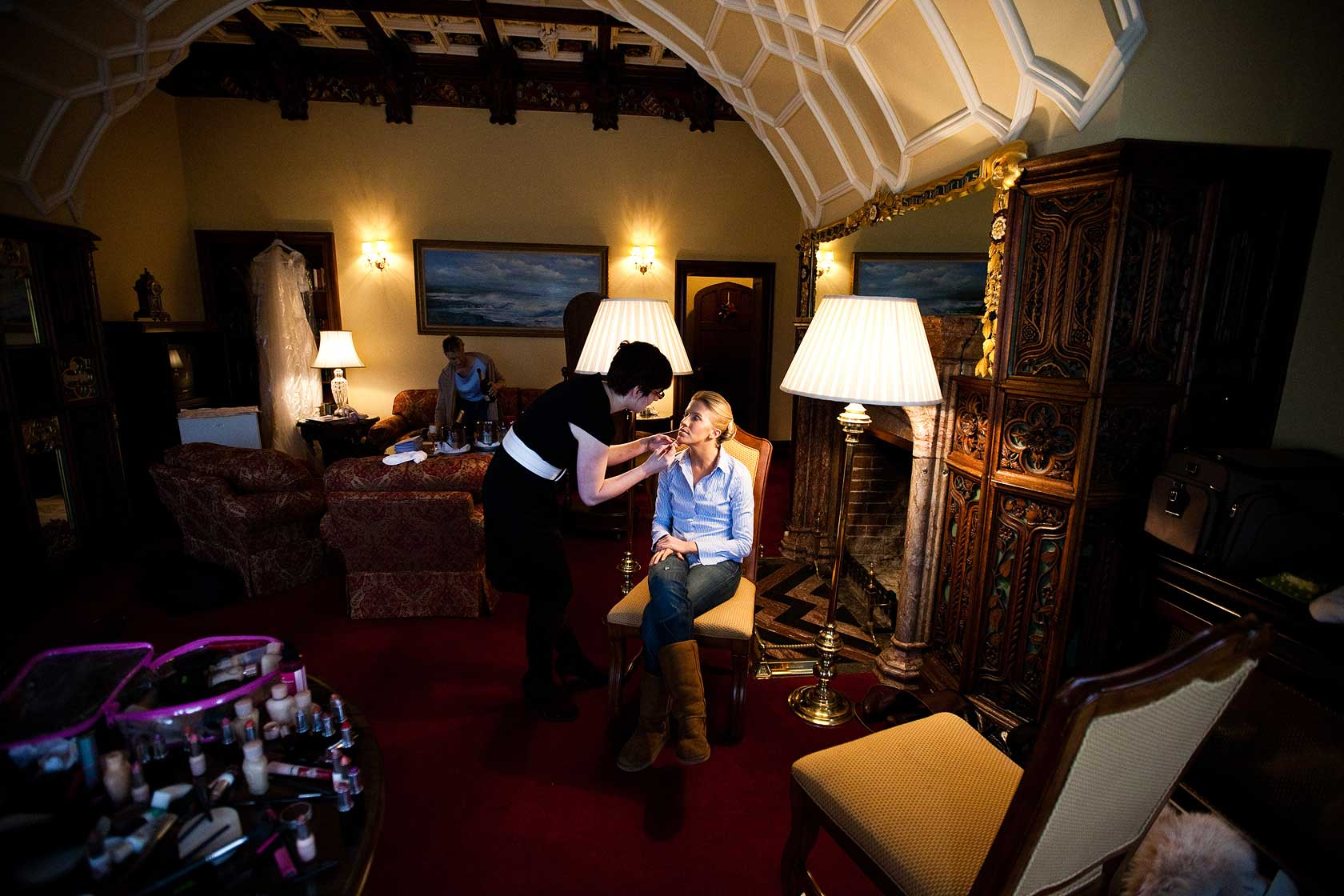 Reportage Wedding Photography at Adare Manor