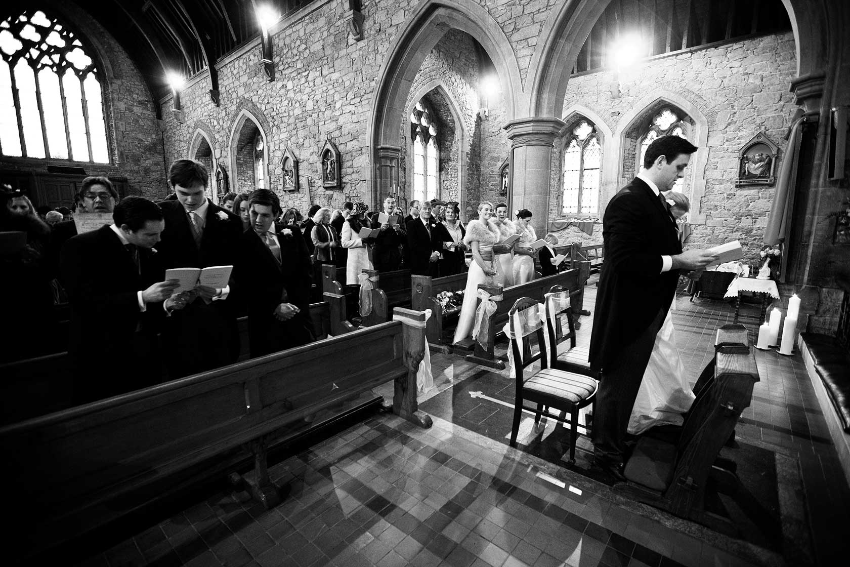 Adare Manor Wedding Photography