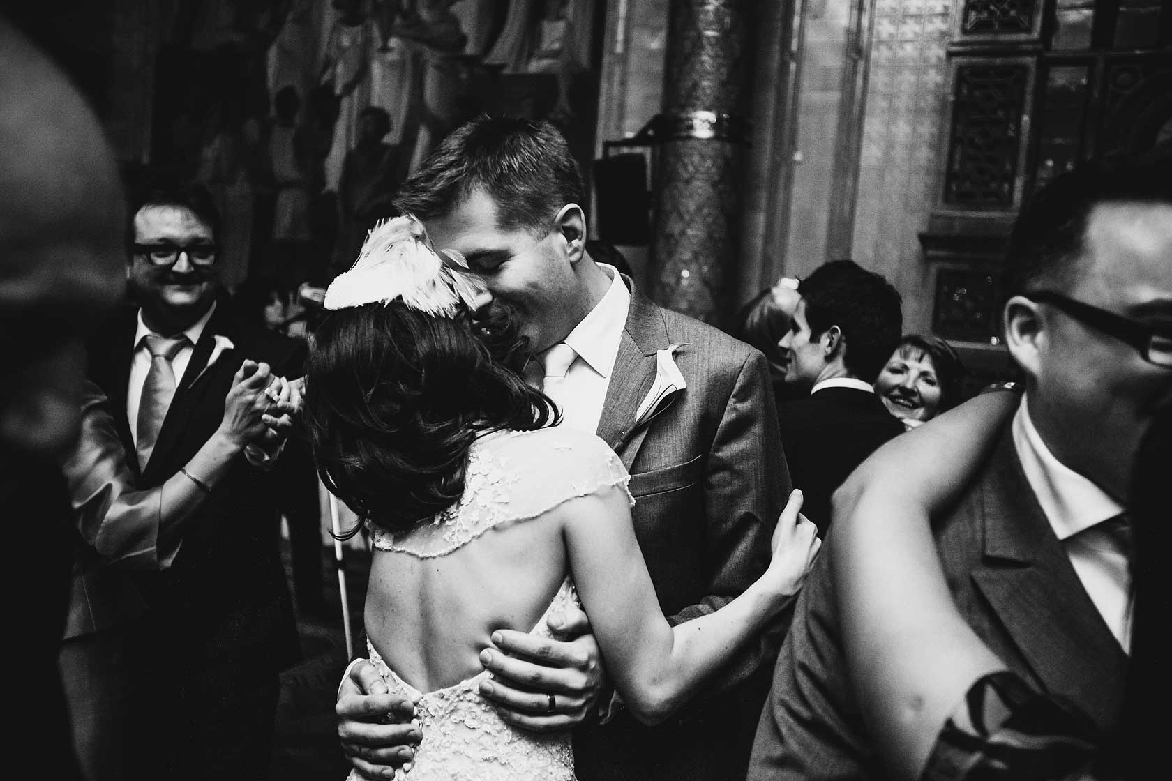 One Whitehall Place Wedding Photojournalism