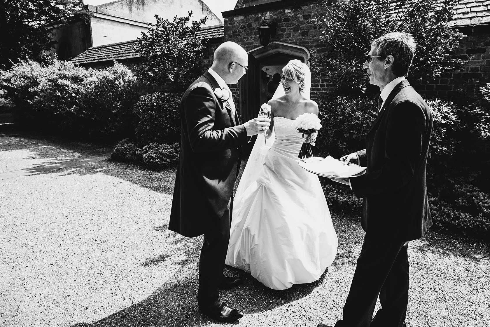 Stapleford Park Wedding Photographer