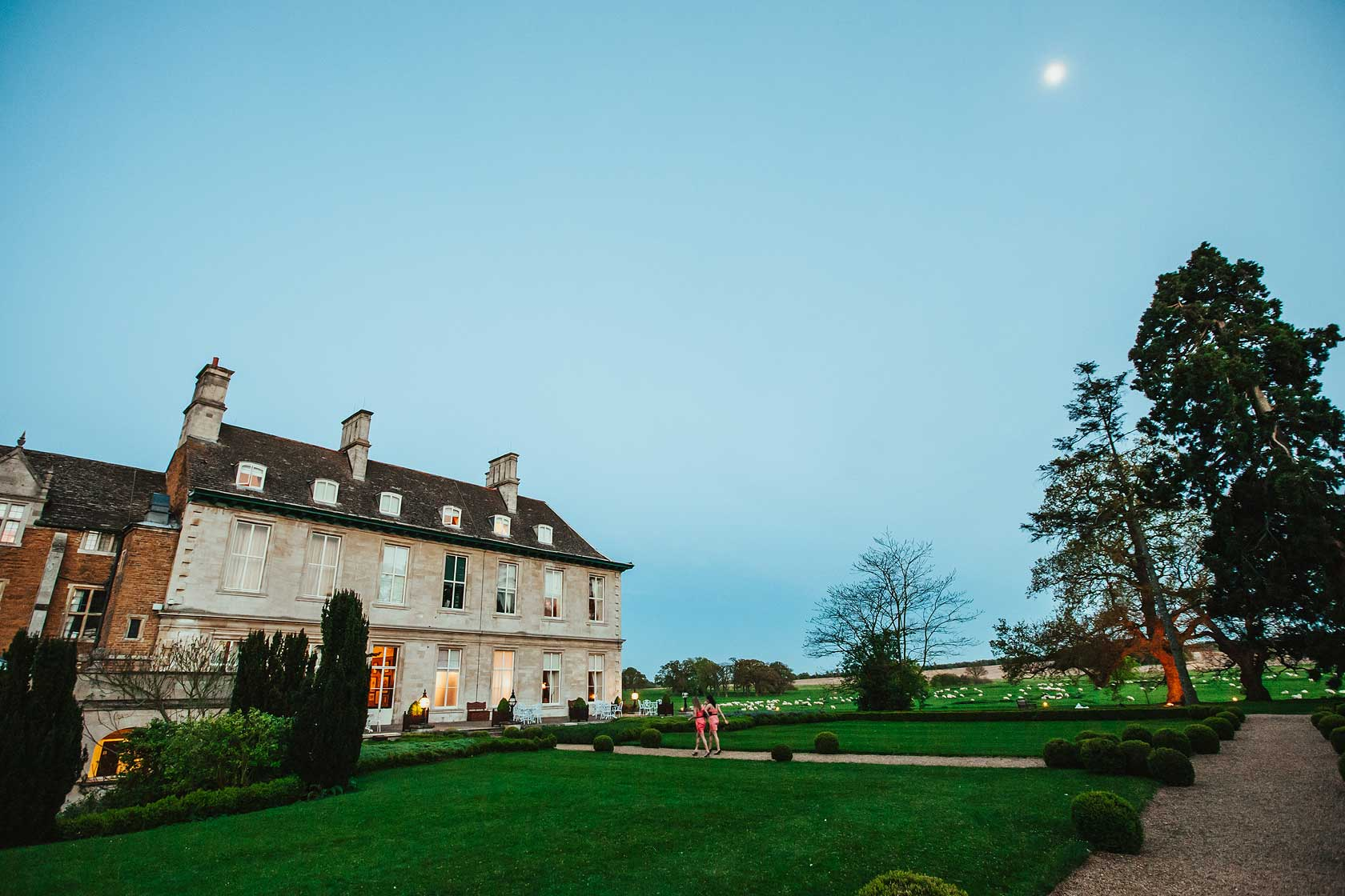 Wedding Photography at Stapleford Park