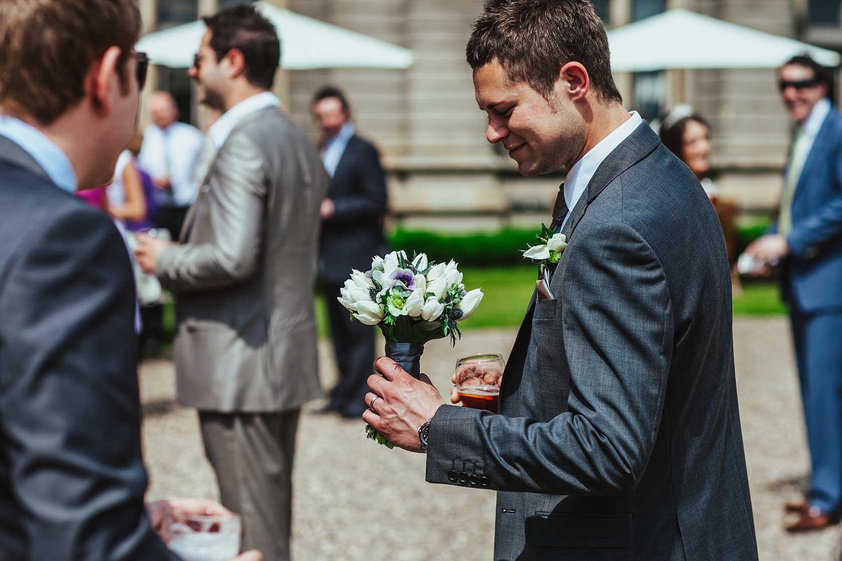 Stately Home Wedding Photography