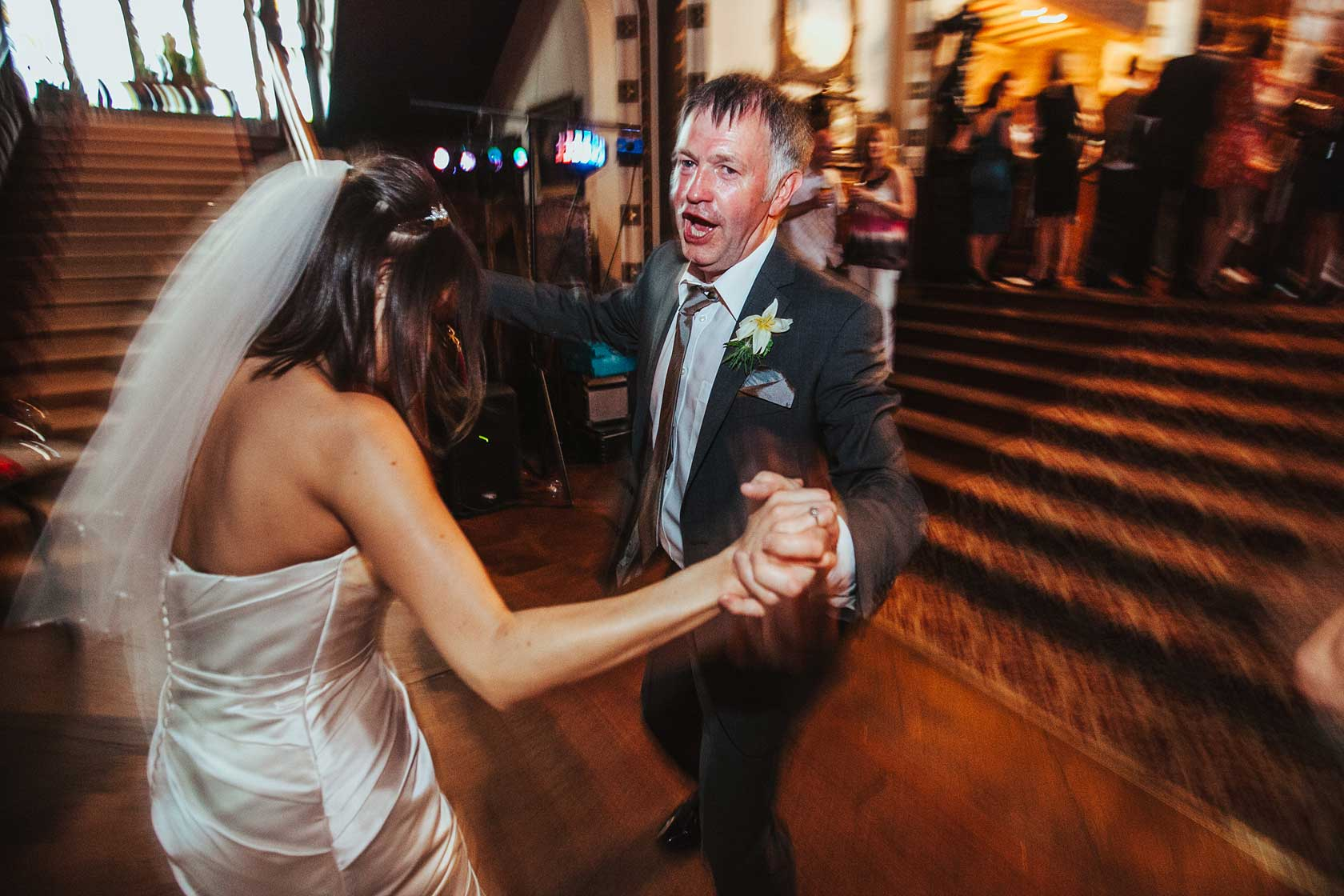 Reportage Wedding Photography at Carlton Towers