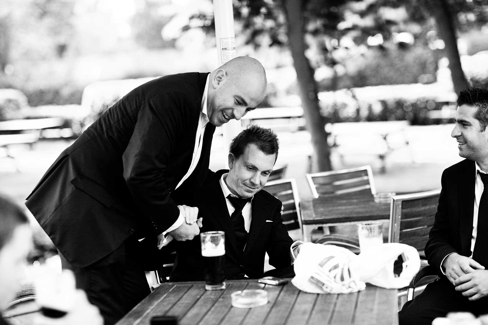 The White Swan Wedding Photographer