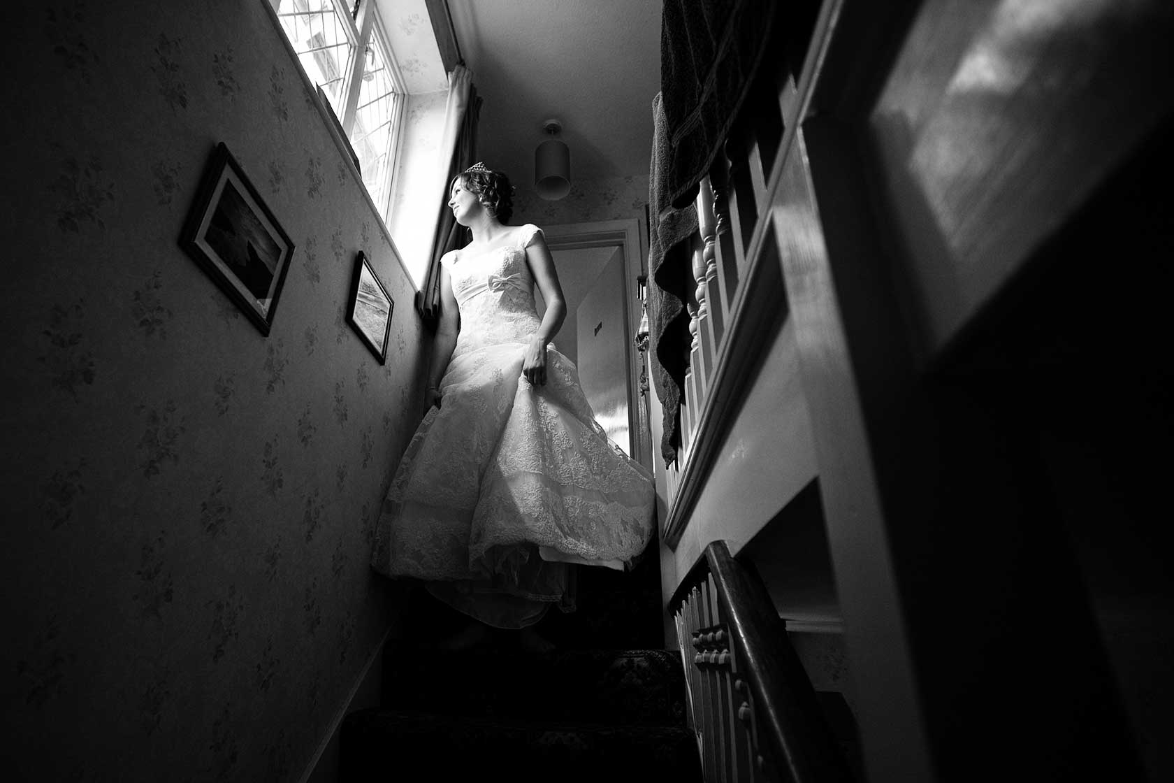 Wedding Photography at The White Swan