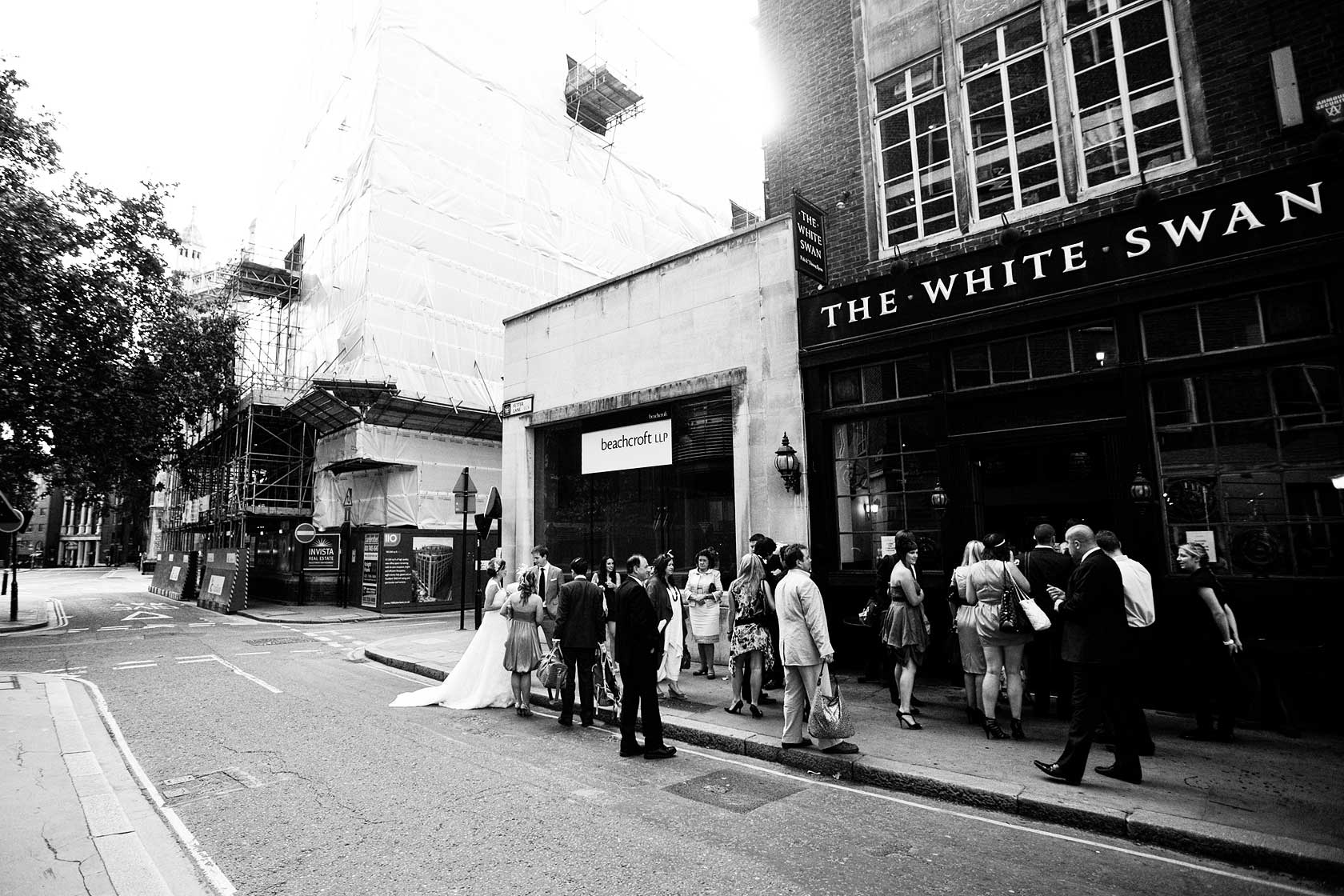 City of London Wedding Photography