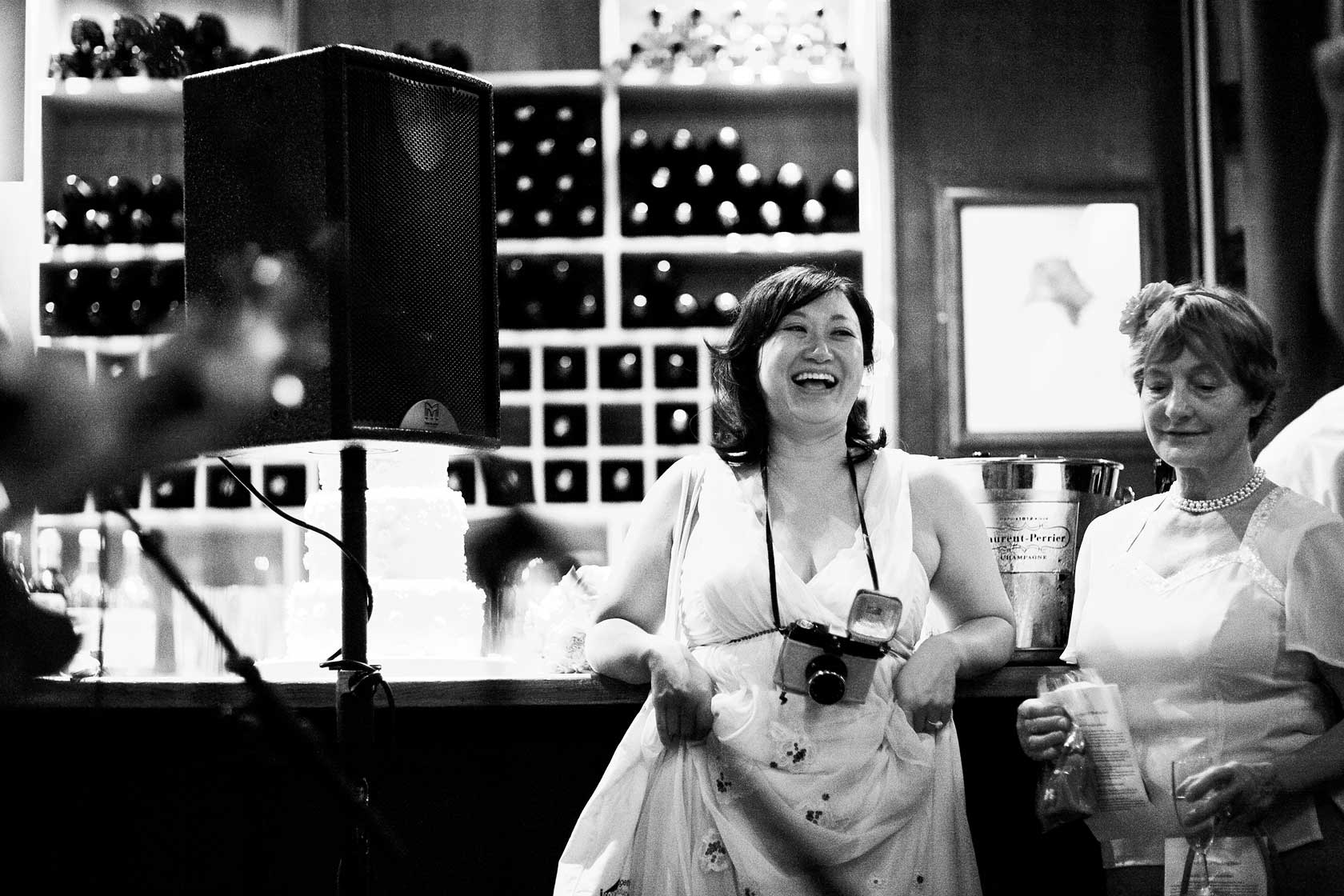 Wedding Photographer at Bleeding Heart Restaurant