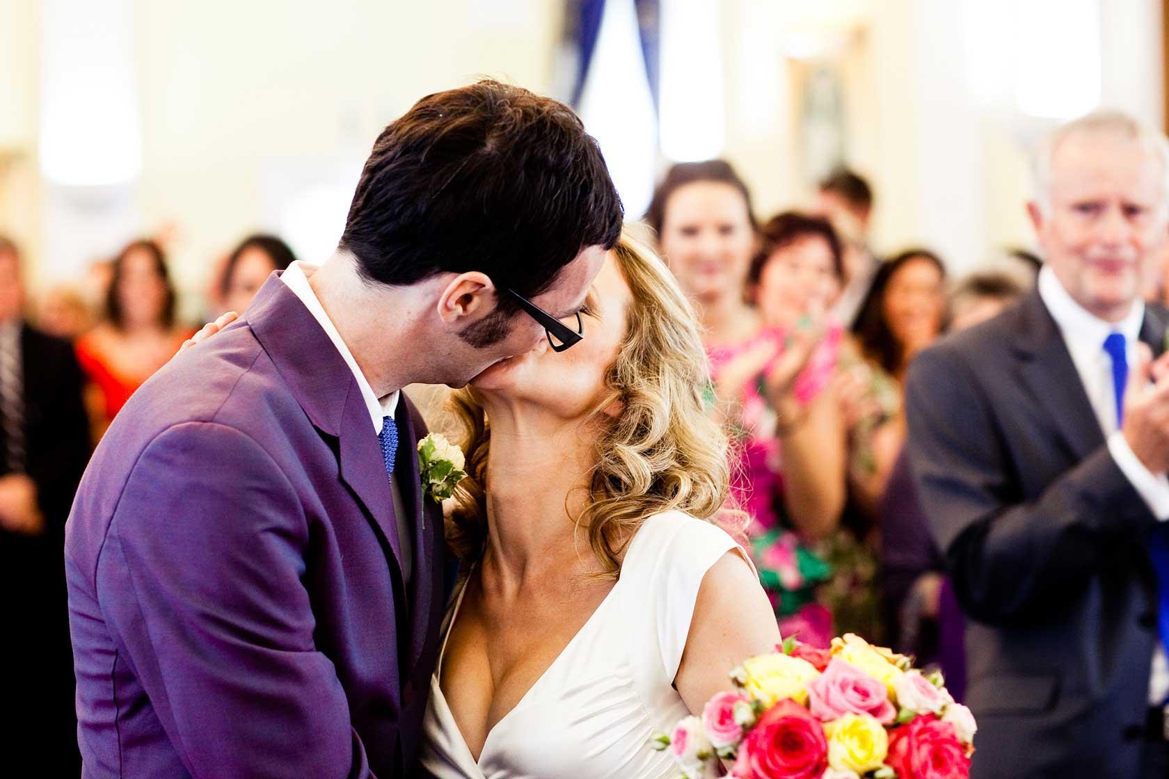 Bromley Public Hall Wedding Photography