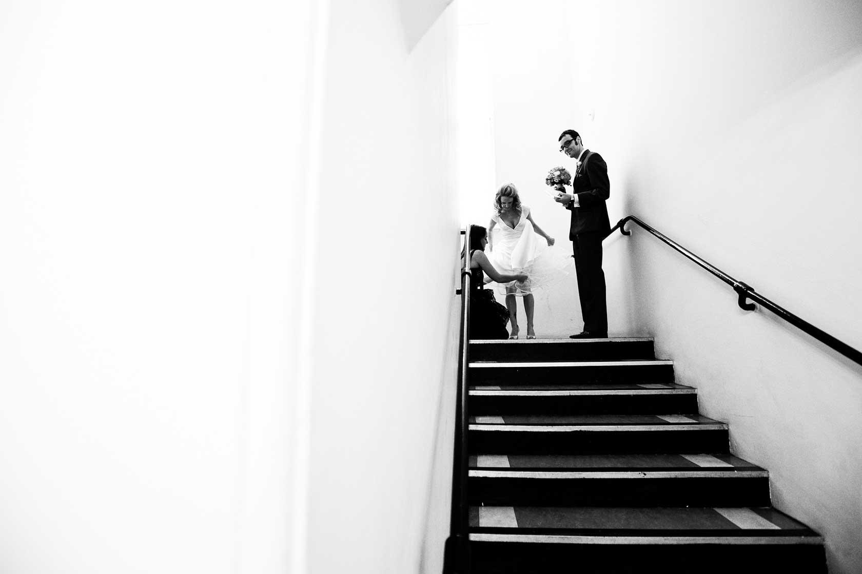 Wedding Photographer at Bromley Public Hall