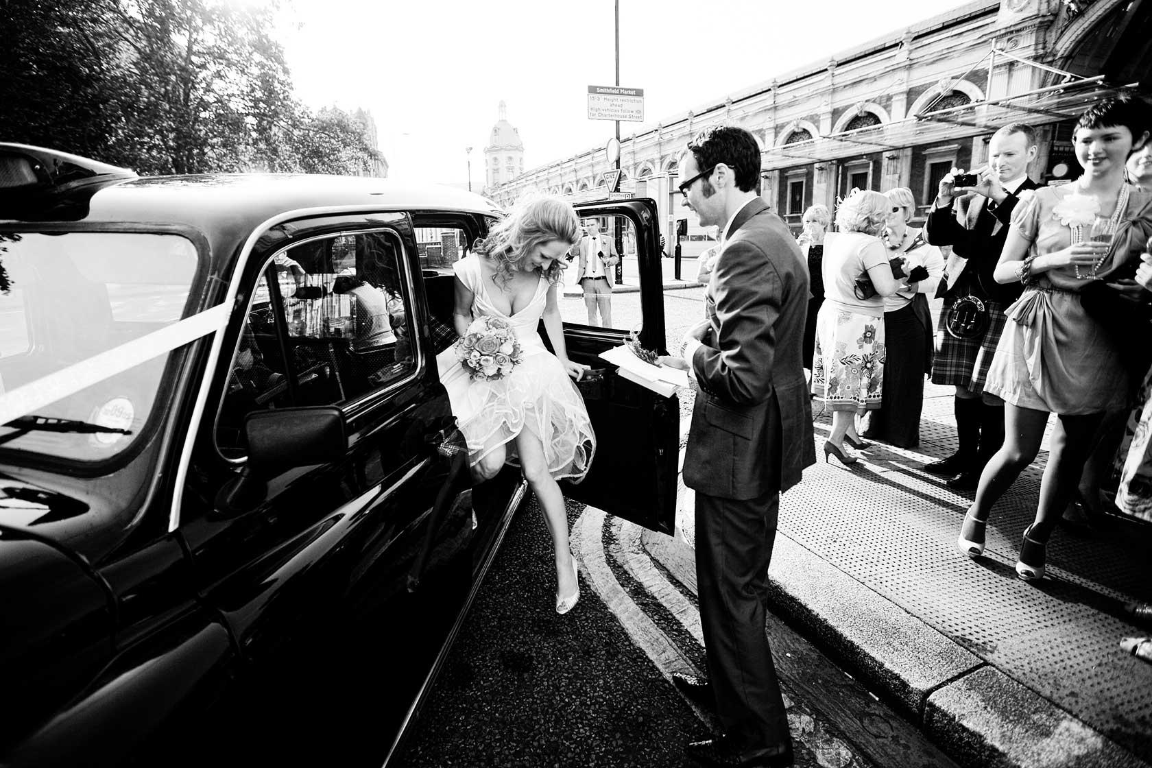 Smithfield Wedding Photography