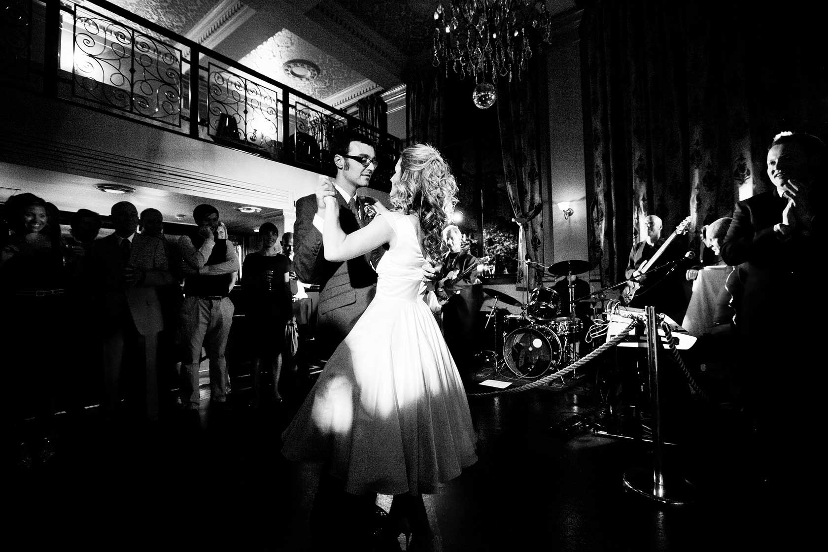 Wedding at Bromley Public Hall