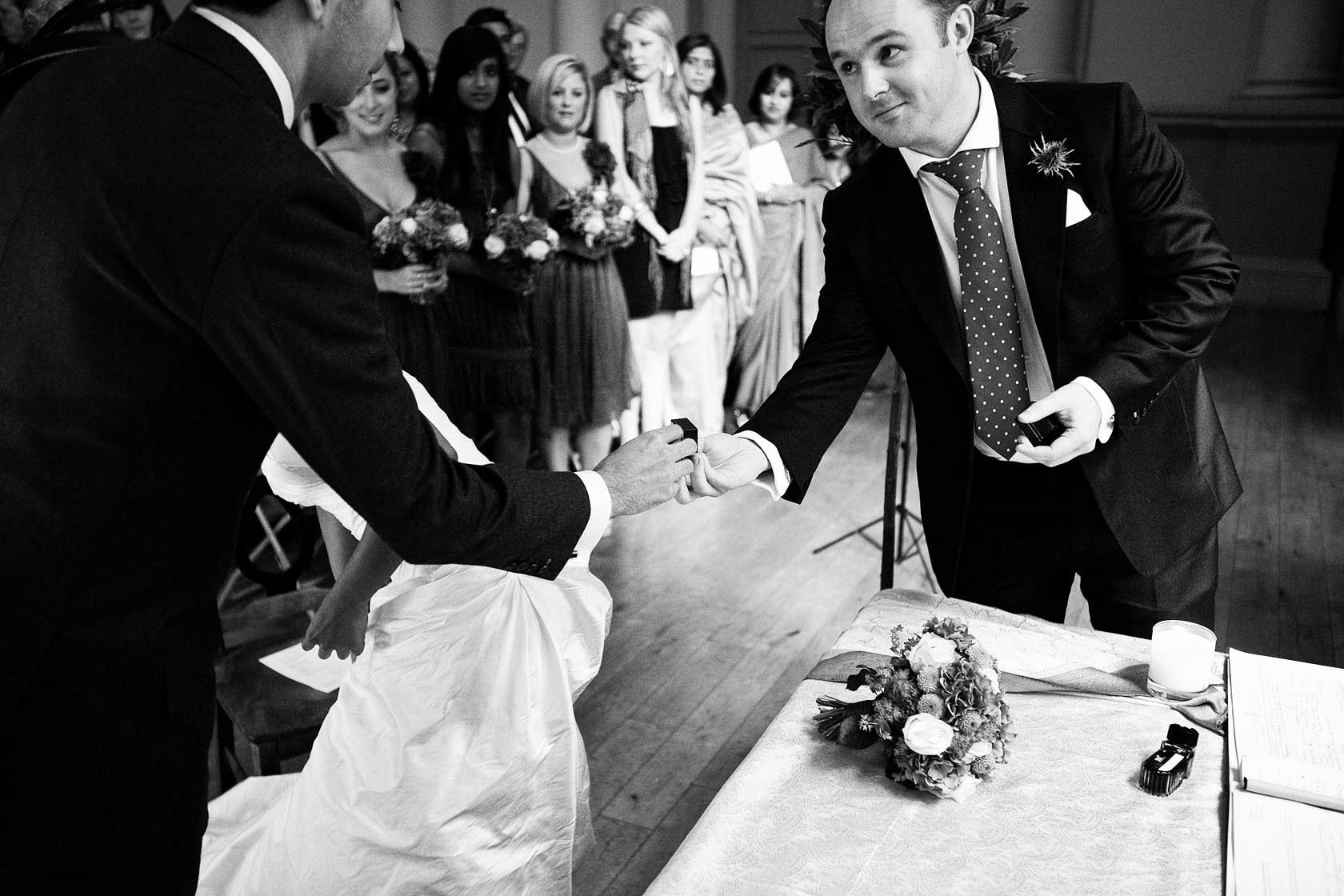 Reportage Wedding Photography in East London