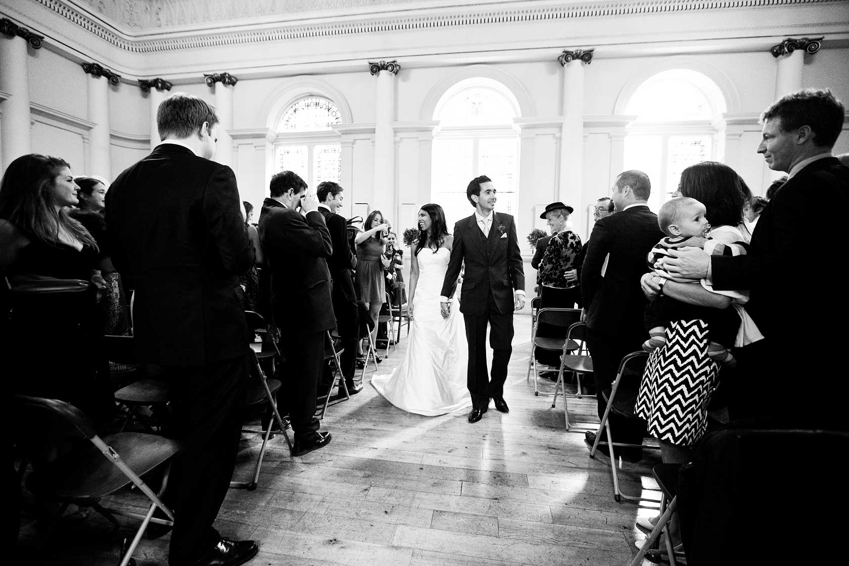 Shoreditch Town Hall Wedding Photographer