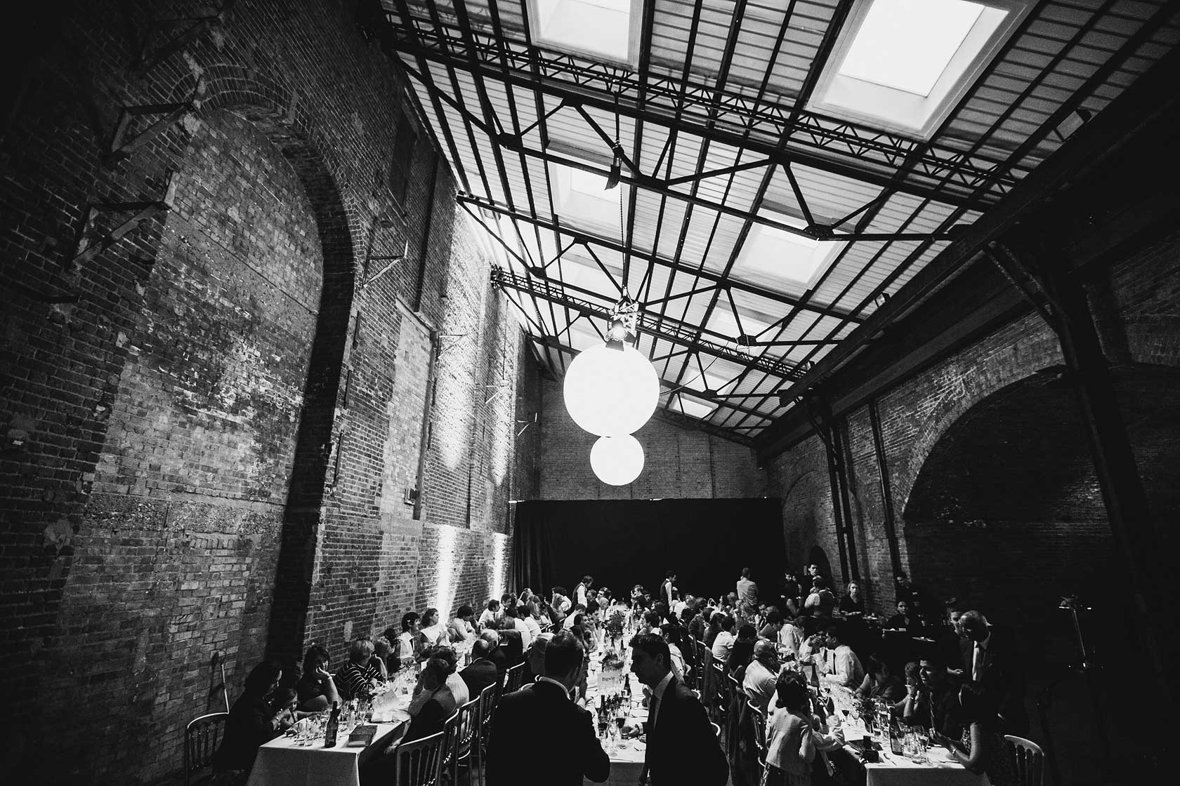 Village Underground Wedding Photography