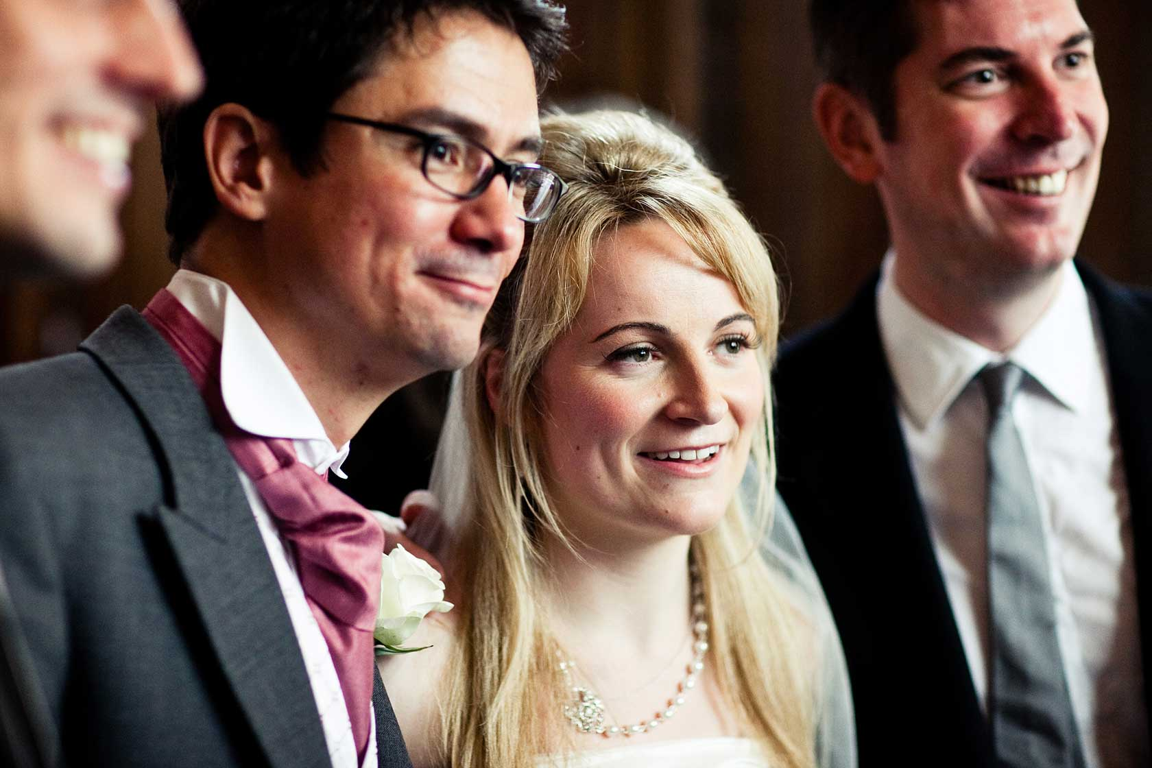 Reportage Wedding Photography in the City of London