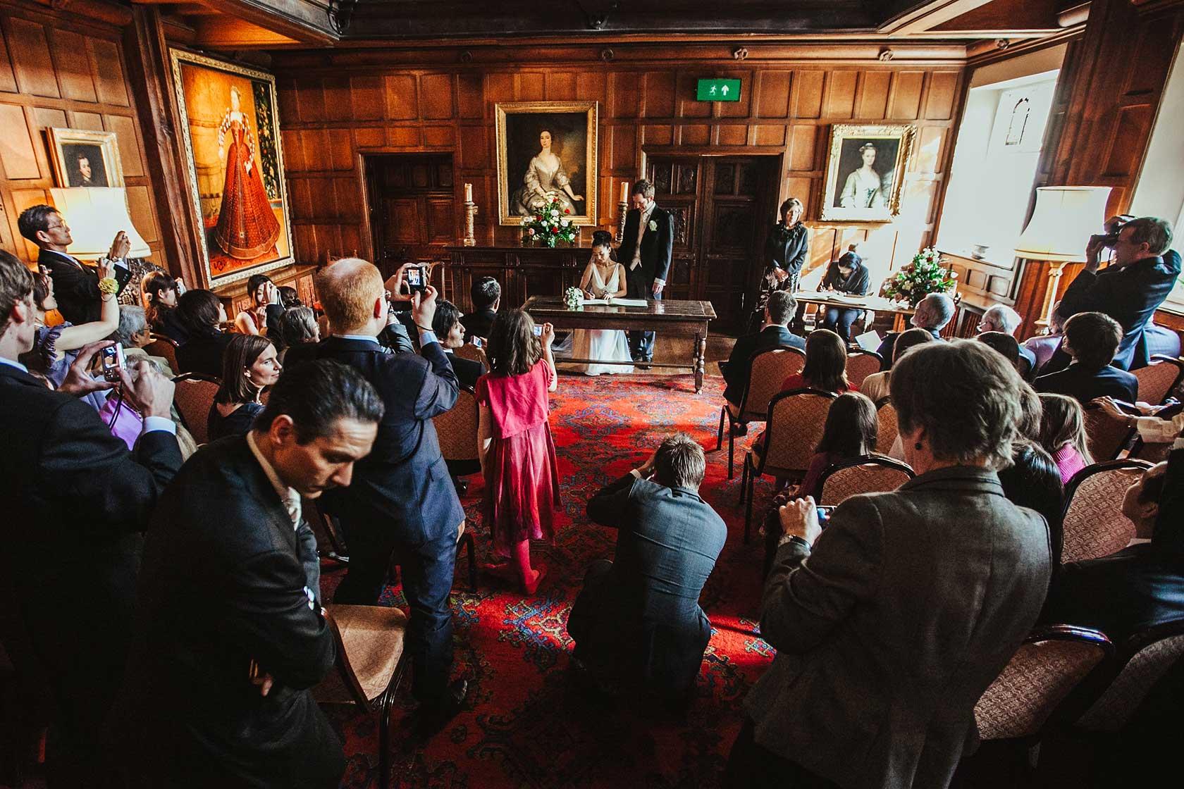 Hampden House Wedding Photography