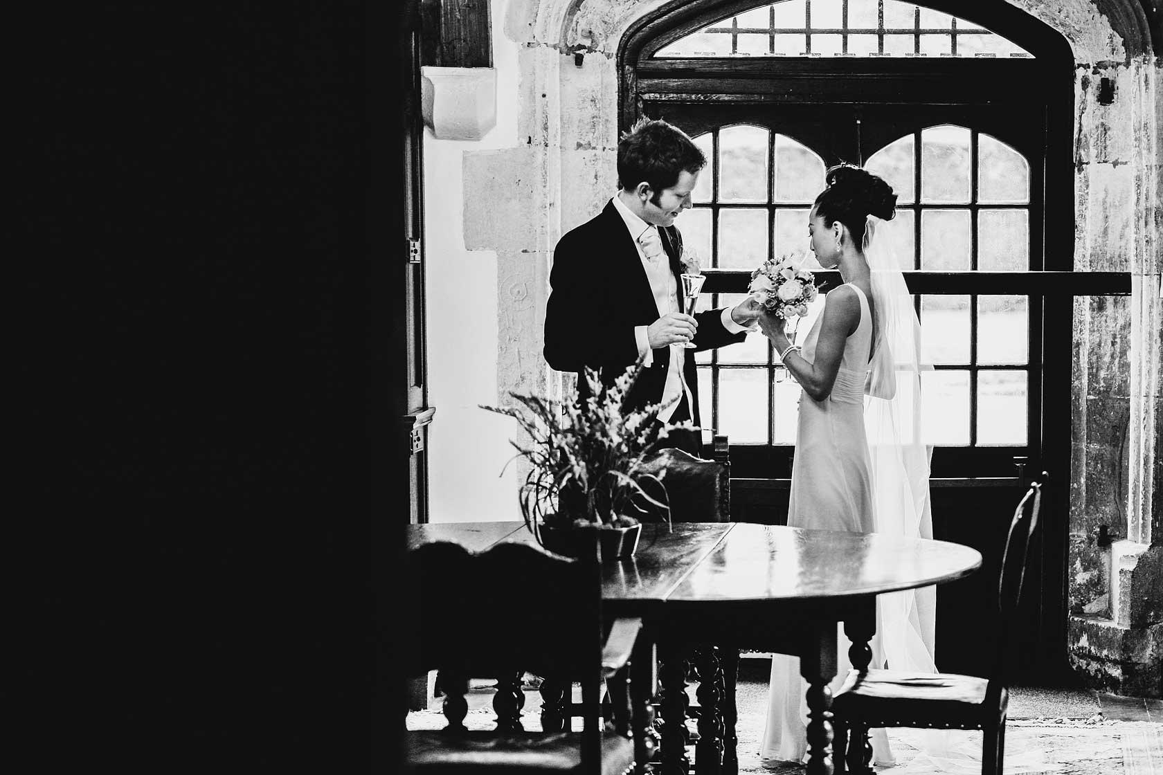 Wedding Photographer at Hampden House