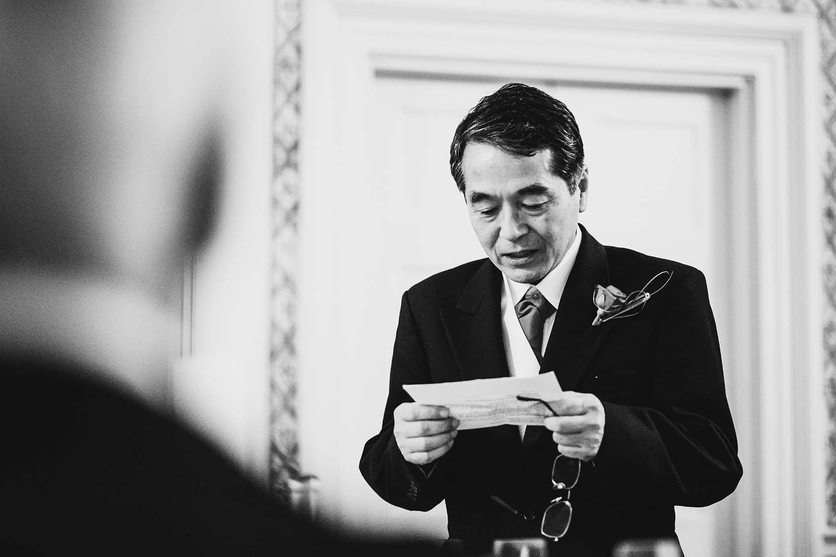 Reportage Wedding Photography at Hampden House