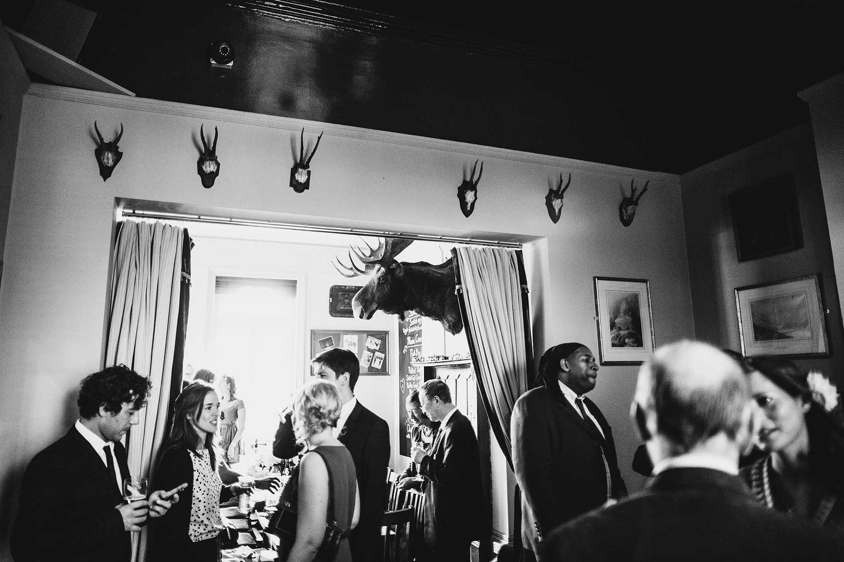The Bull and Last Wedding Photography
