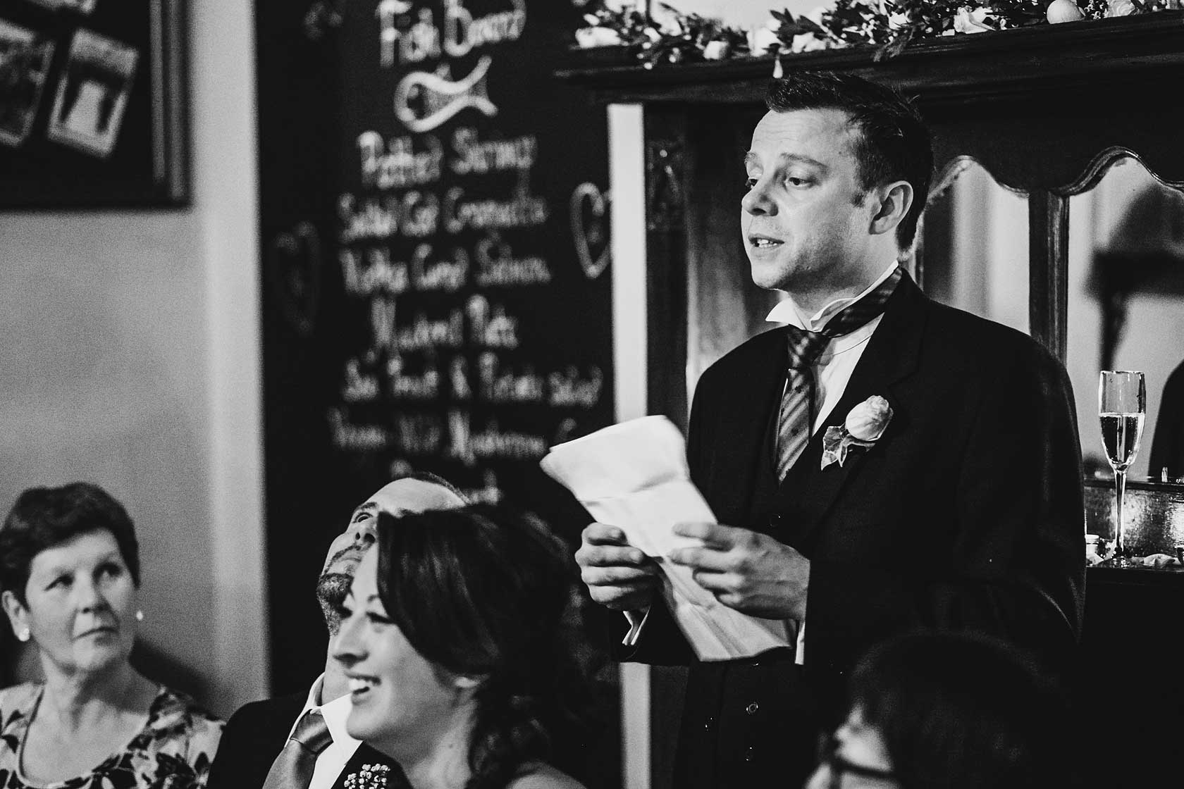 Wedding Photographer at The Bull and Last