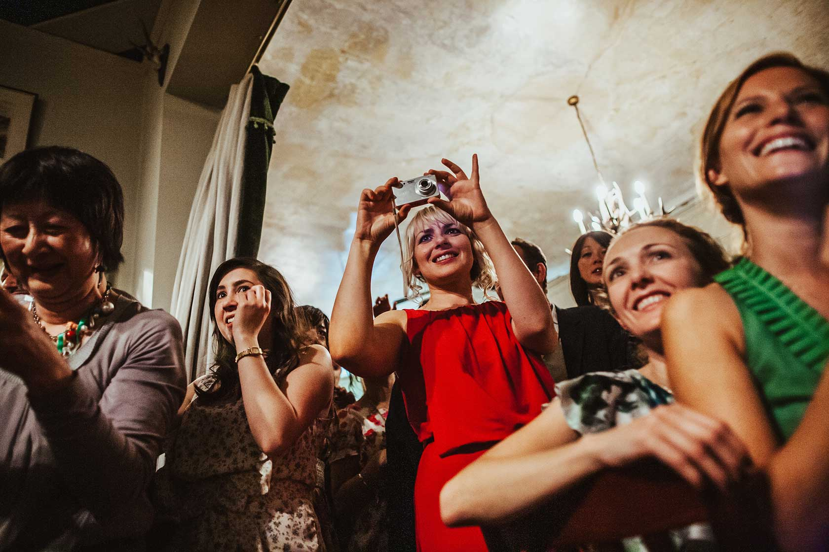 Reportage Wedding Photography at The Bull and Last