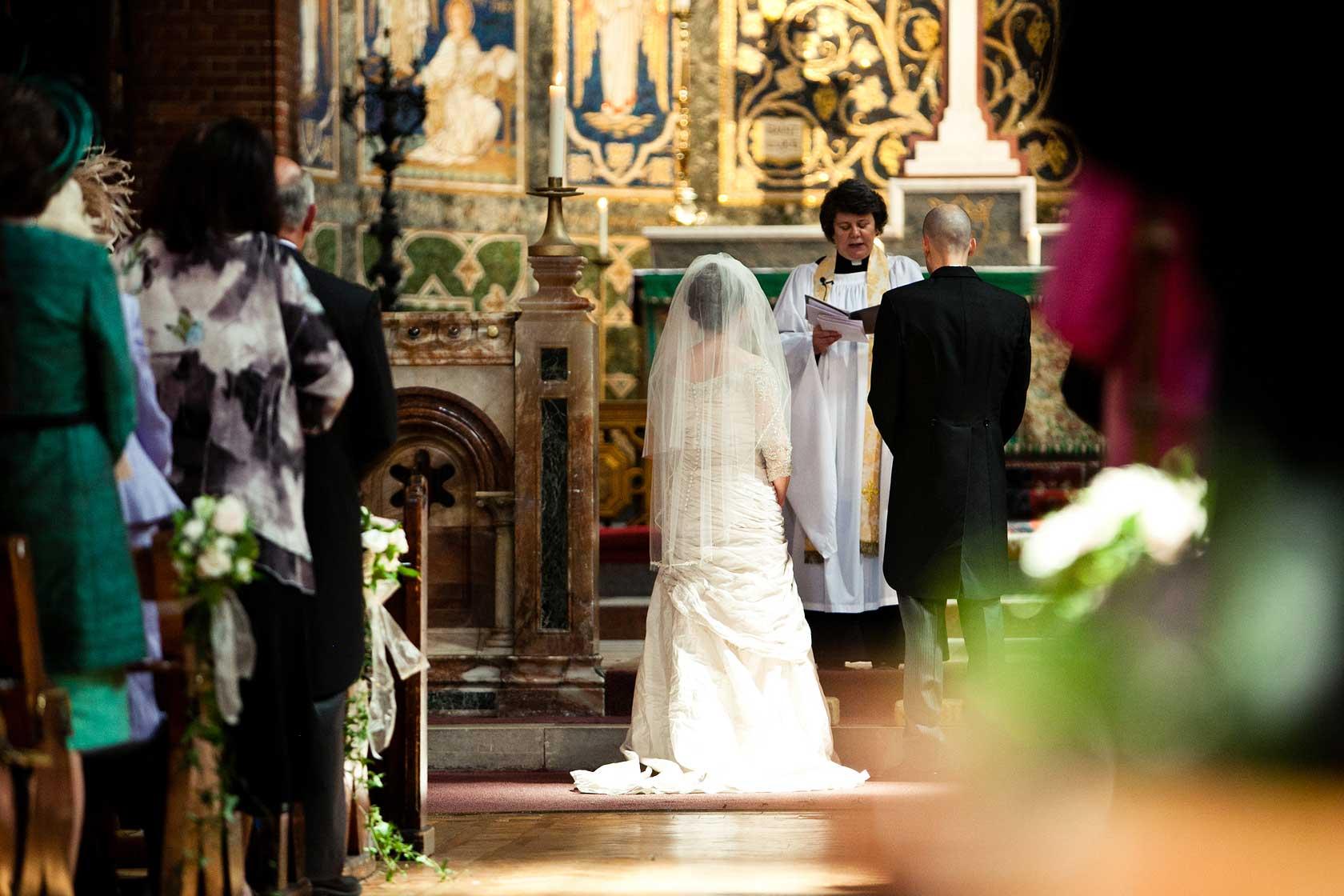 St Lukes Battersea Wedding Photography