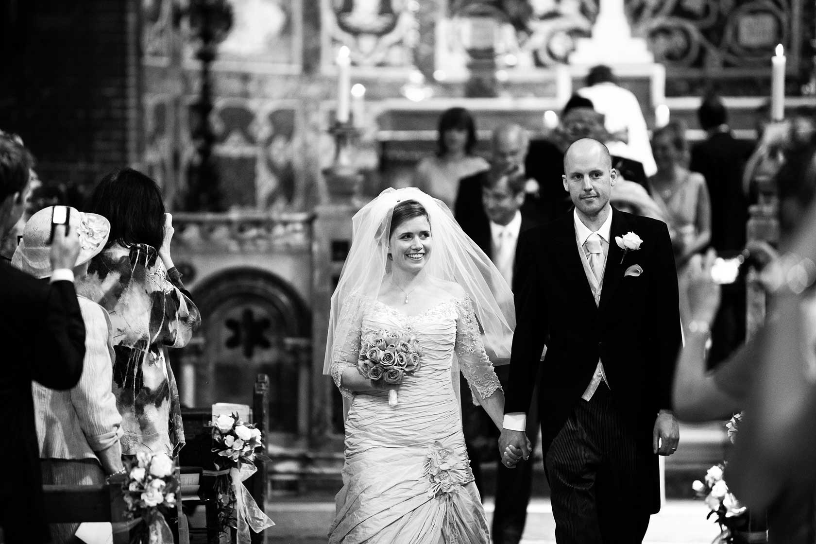 Westminster Boating Base Wedding in London