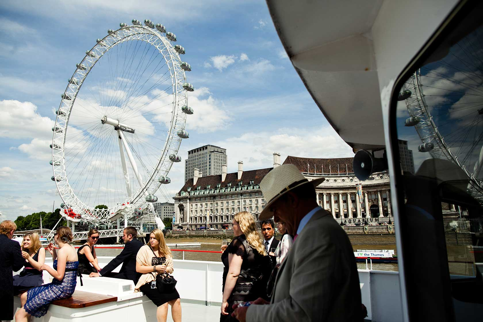 Wedding Photojournalism in London