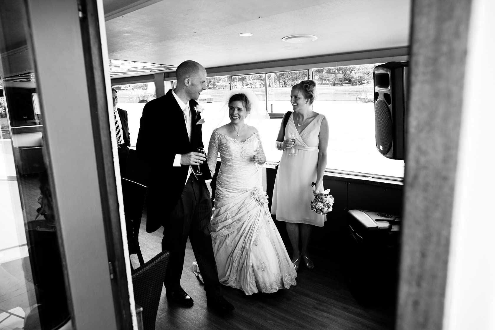 Westminster Boating Base Wedding Photography
