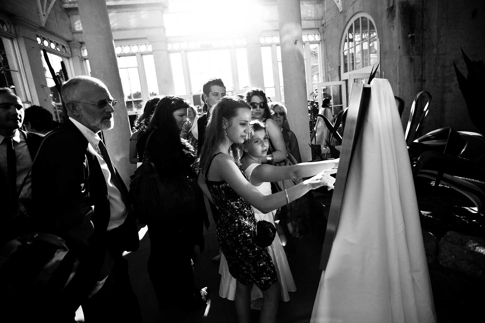 Reportage Wedding Photography at The Petersham Hotel