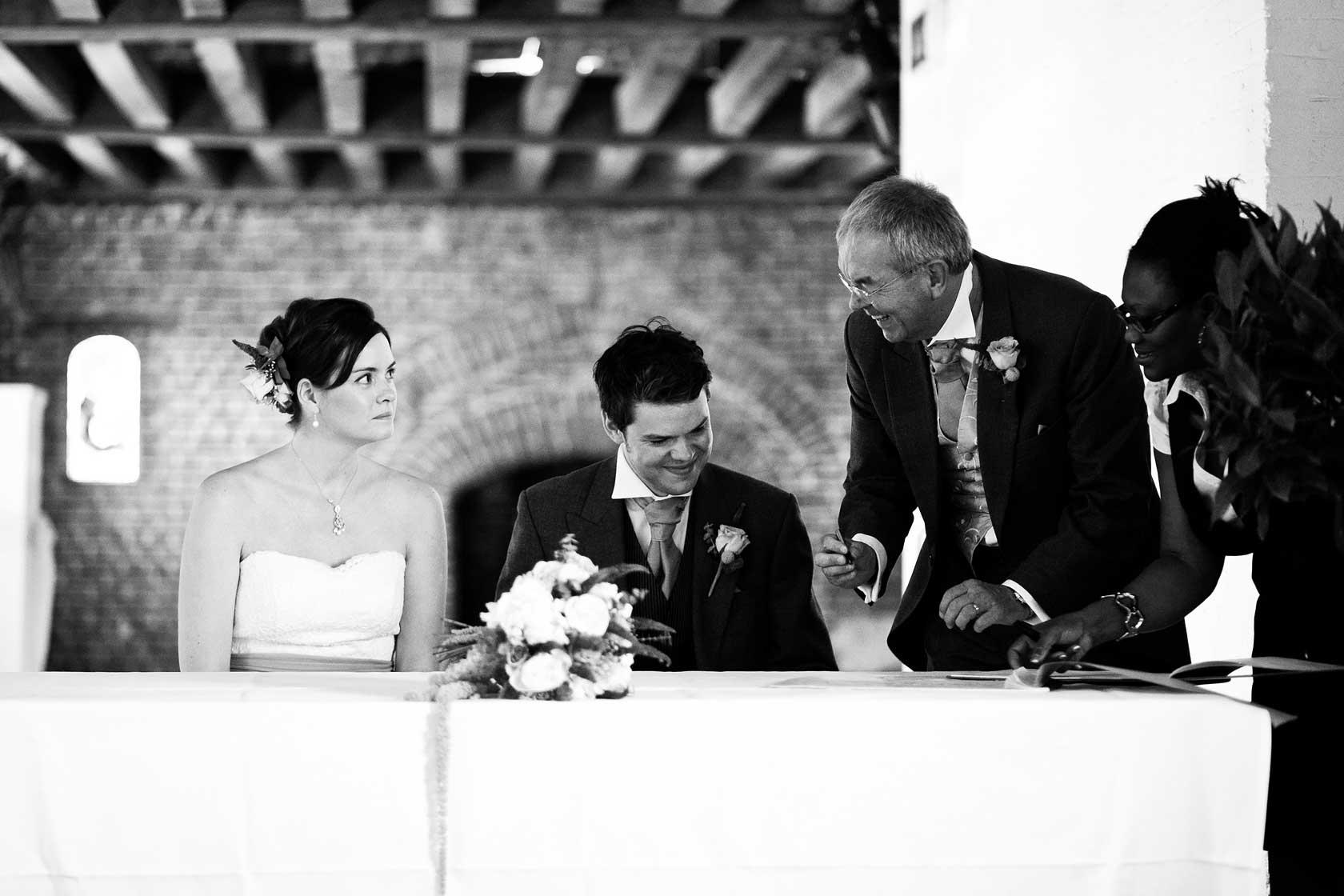 Tudor Barn Eltham Wedding Photography