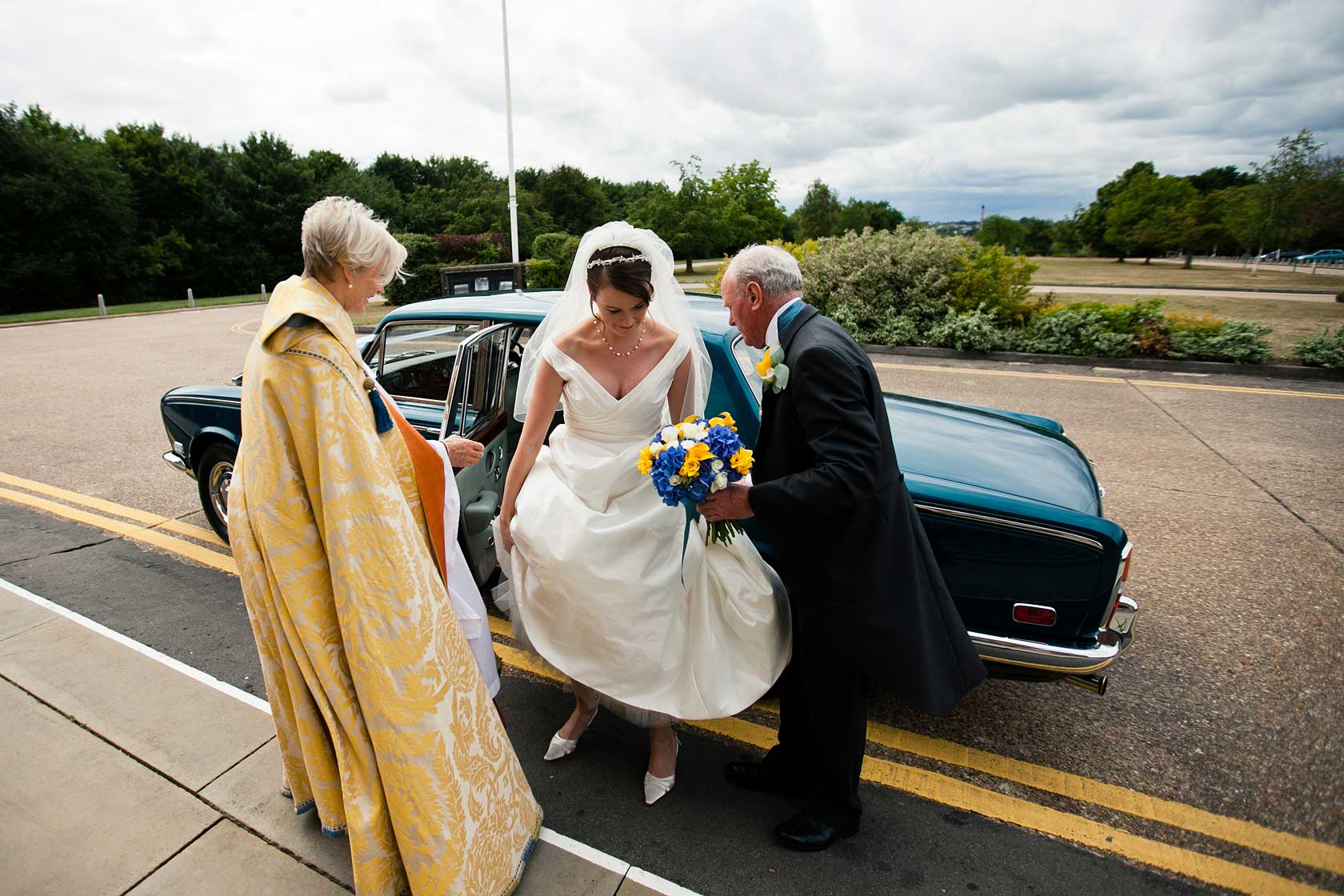 Wedding Photography at Guildford Cathedral