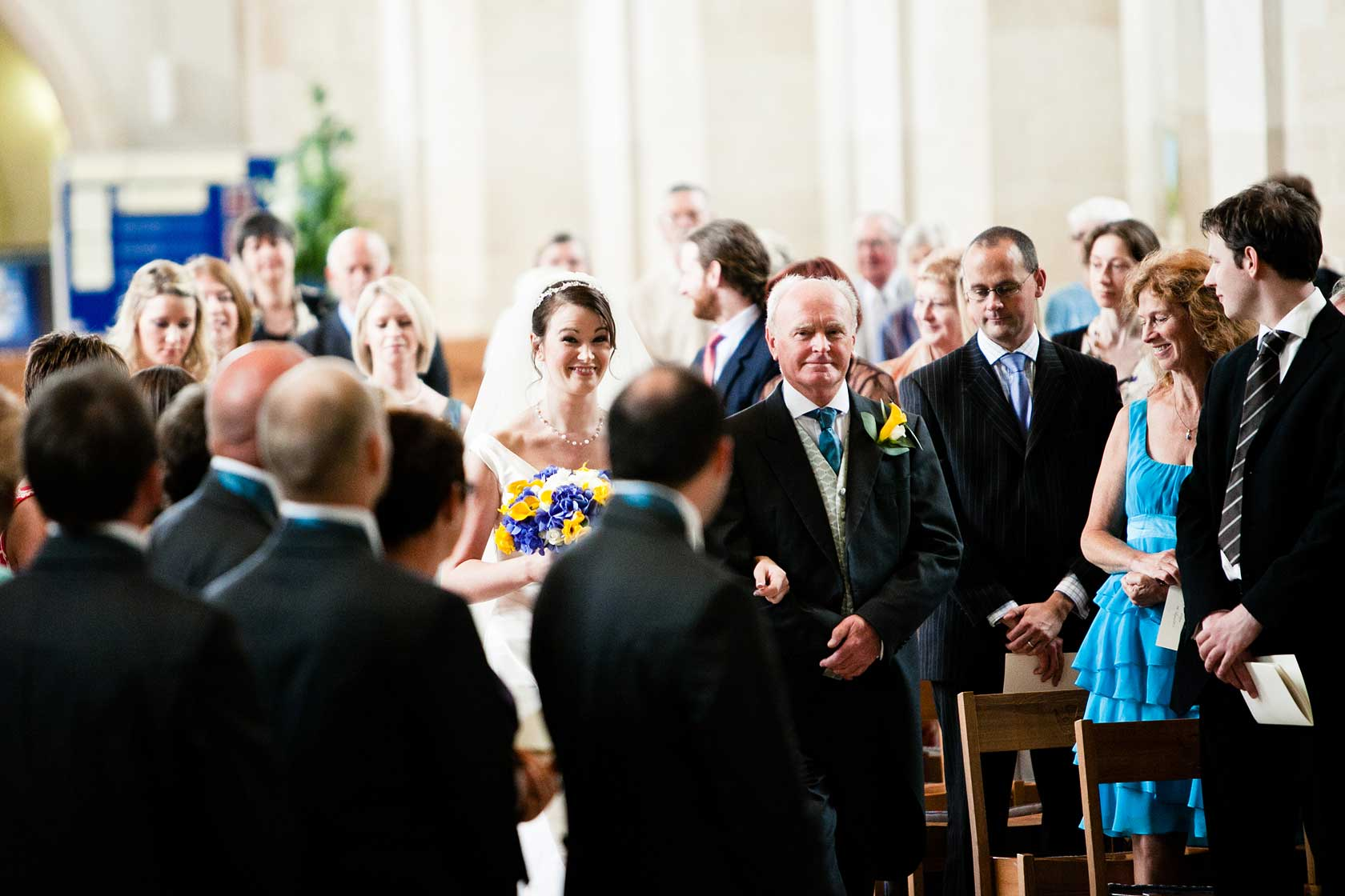 Guildford Cathedral Wedding Photographer