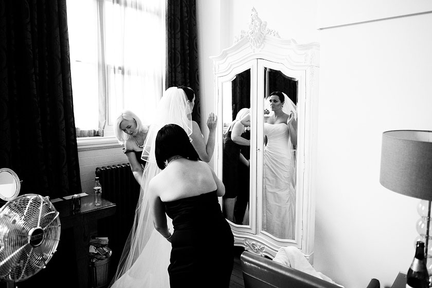 Great John Street Hotel Wedding Photography