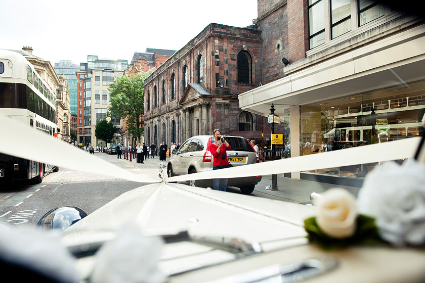 Reportage Wedding Photography in Manchester