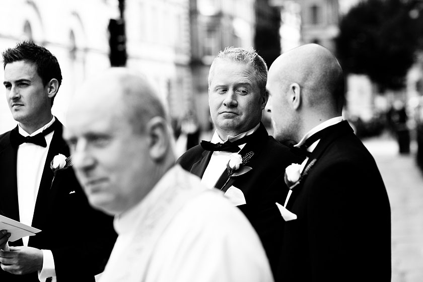 Manchester Wedding Photojournalism