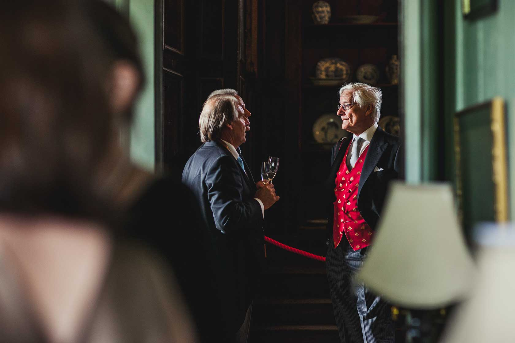 Reportage Wedding Photography at Brympton House