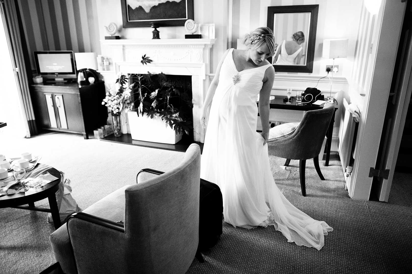 Wedding at Orleans House Gallery