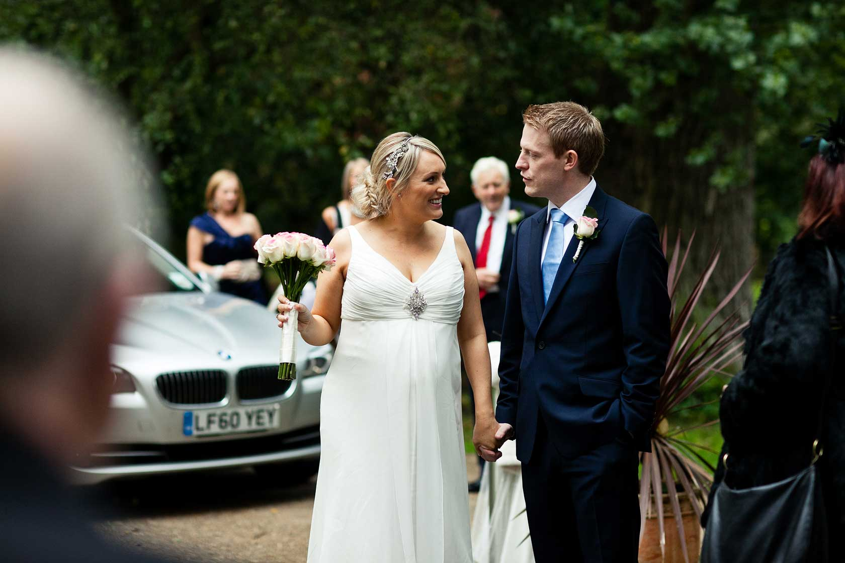 Orleans House Gallery Wedding Photography