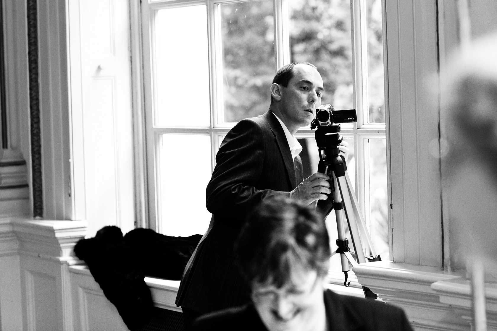 Wedding Photographer at Orleans House Gallery