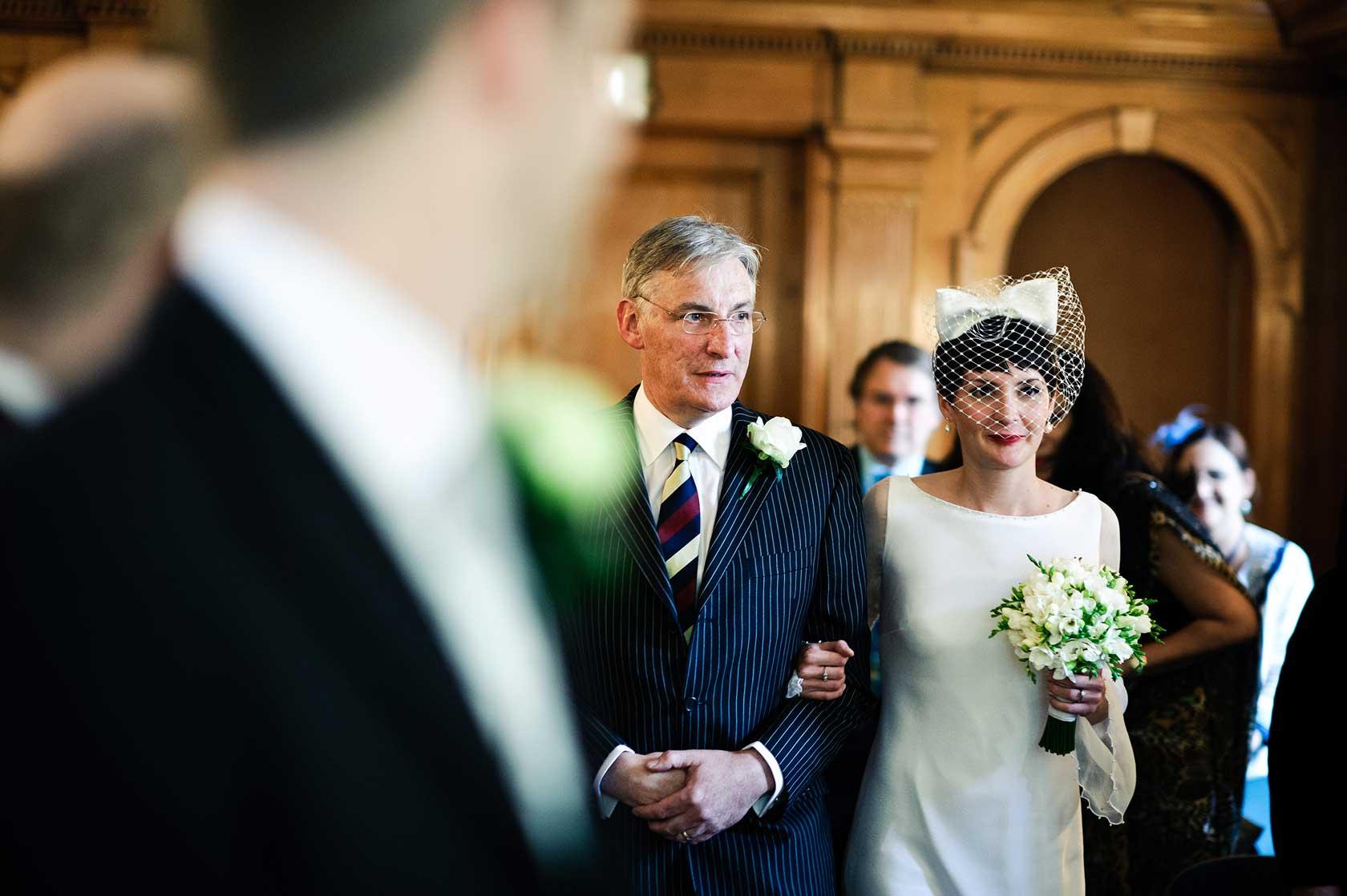 Wedding Photographer at Burgh House