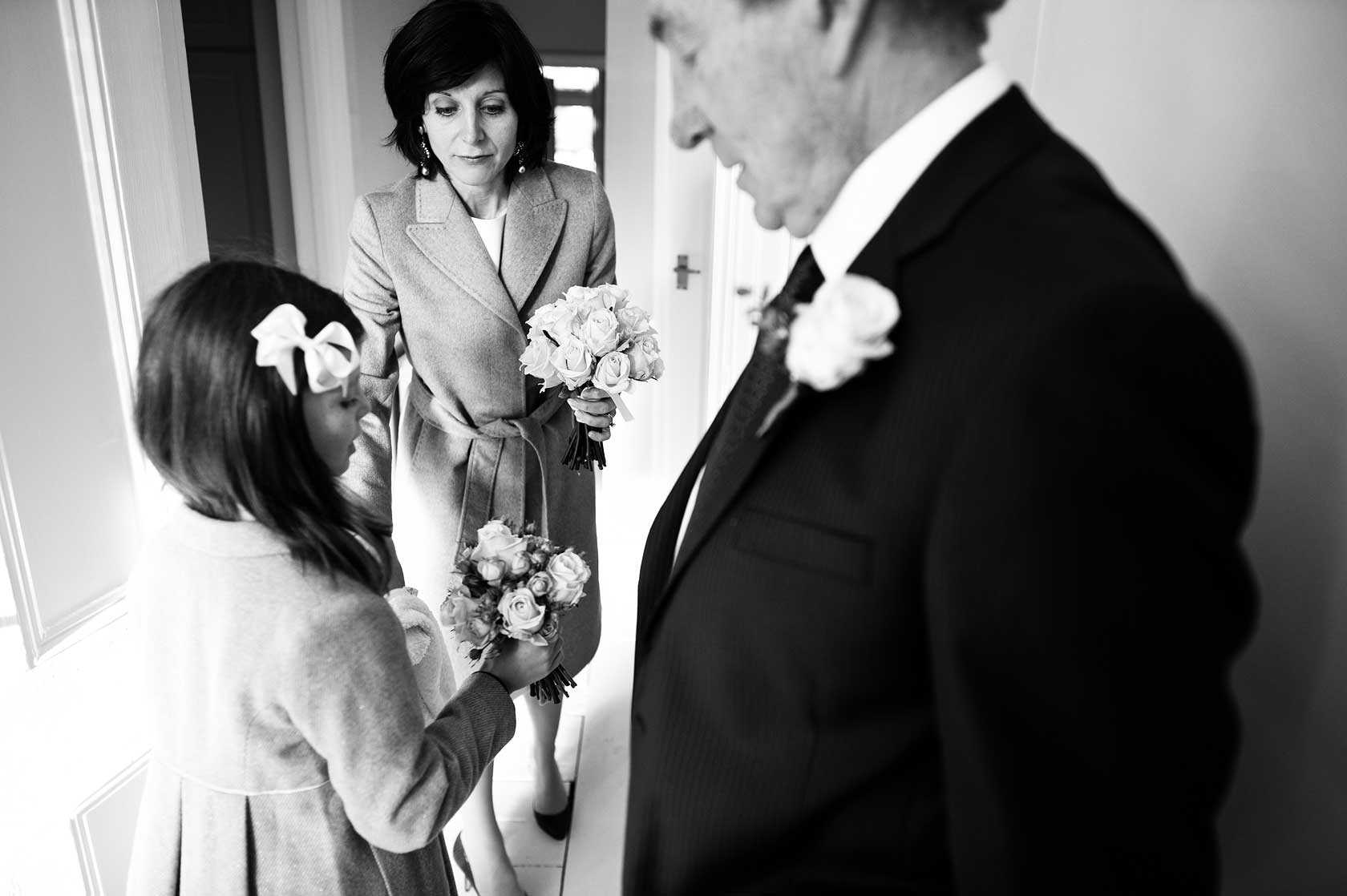 Reportage Wedding Photography at Chelsea Old Town Hall