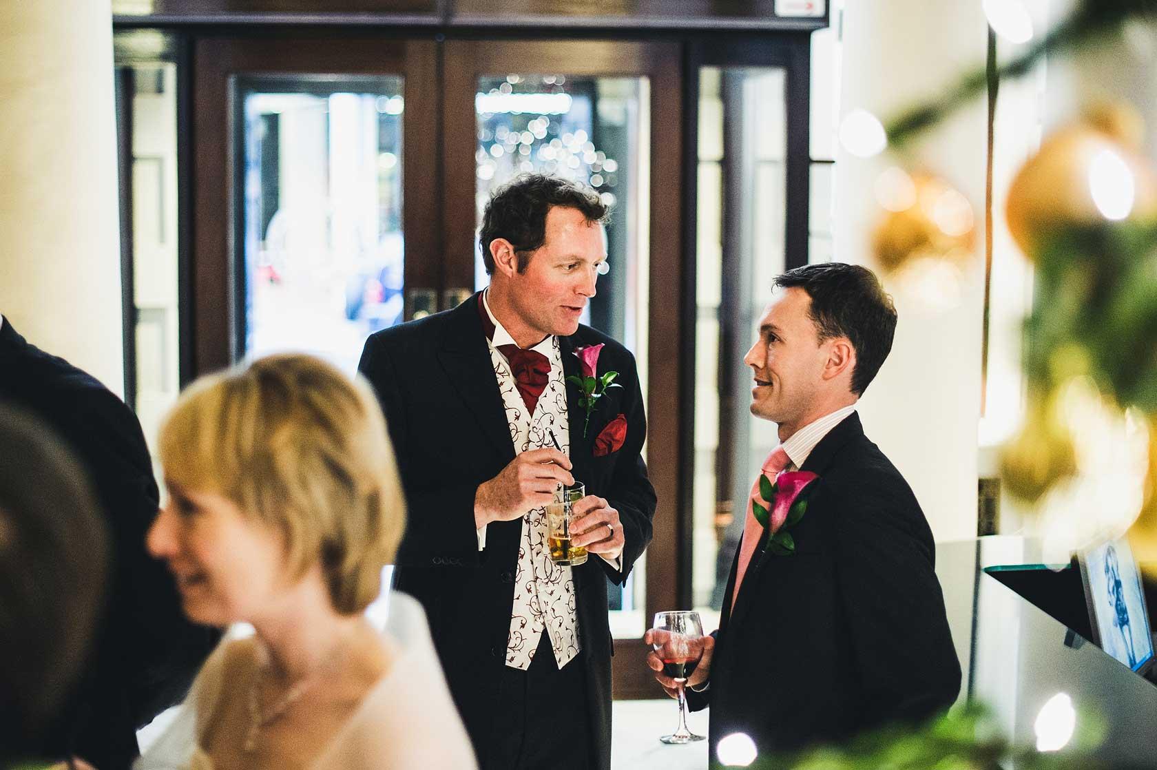 Royal Aeronautical Society Wedding Photography